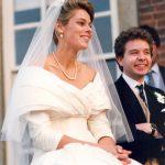 Adrian and Susan wedding 1991