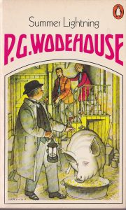 Adrian Burford's favourite PG Wodehouse: Summer Lightning