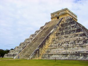 Adrian Burford travelled to Chichen Itza