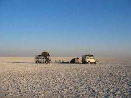 Adrian Burford visits the Makgadikgadi