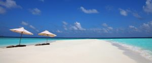 Adrian Burford's best beach in the world: Soneva Fushi