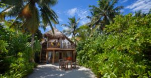 Soneva Fushi has Adrian Burford's favourite combination of luxury and simplicity