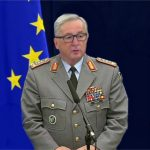 Jean-CLaude Juncker proposes an EU defence force