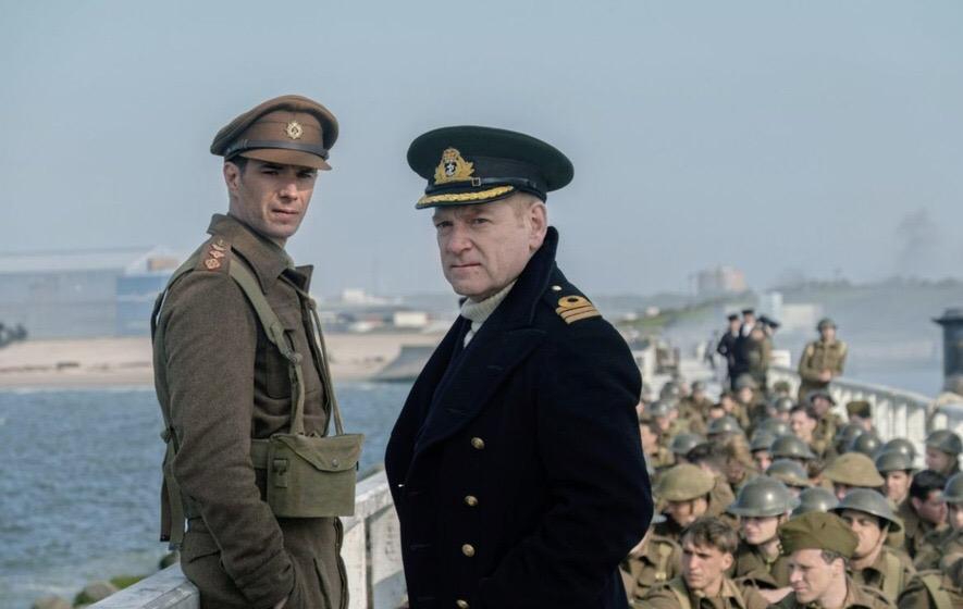 Kenneth Branagh in Dunkirk