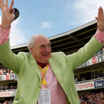 Henry Blofeld retires from TMS commentary, Lord's 9th September 2017