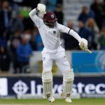 West Indies beat England in the Second Test Match at Headingley, 29th August 2017